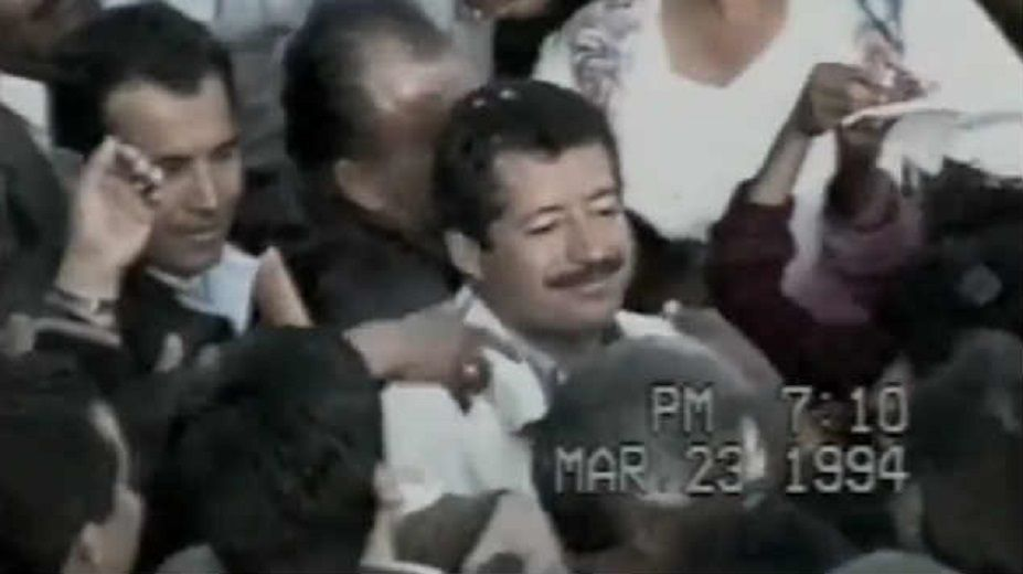 Dan a conocer video sin censura del asesinato de Luis Donaldo Colosio